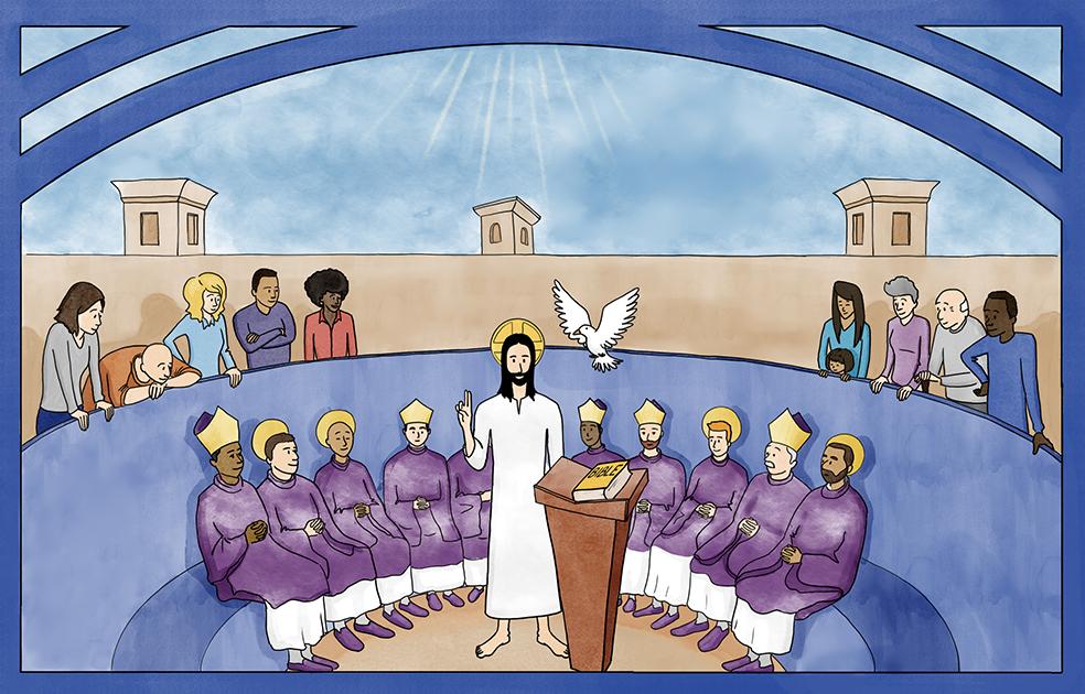 Connaître Jésus-Christ avec l'Église antique (MOOC du collège des Bernardins)