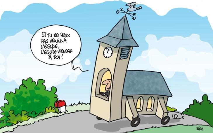 Eglise à la Maison !
