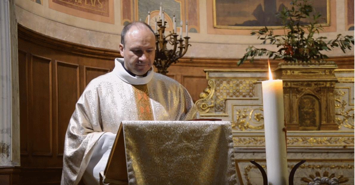 Homélie et prière universelle de la Vigile Pascale et de Pâques
