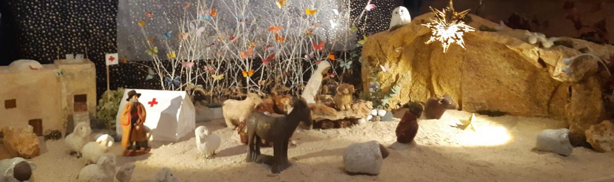 Horaires des messes de Noël à St Pierre St Paul